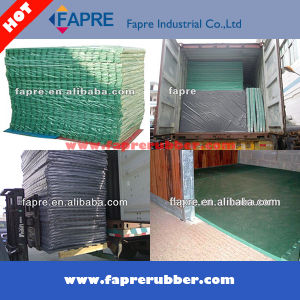 EVA Stable Cow Rubber Mat/Salable Interlocked EVA Horse Stable Mat. pictures & photos