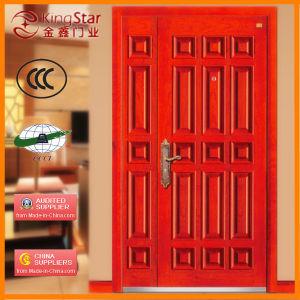 Steel Security Door with Great Quality