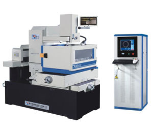 200mm Three Times Cutting EDM Wire Cut Machine Fr400g pictures & photos