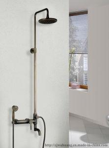Antique Single Handle Bathroom Shower Set (MG-726722) pictures & photos