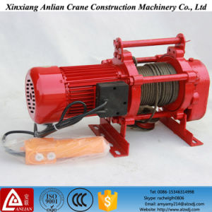 Kcd Type Wire Rope Electric Winch 500-1000kg pictures & photos