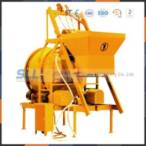 China Dry Powder Mixing Plants/50m3 Diesel Concrete Mixing Plants pictures & photos