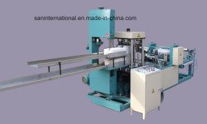 Double Channel Napkin Machine Serviette Machine pictures & photos
