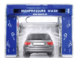 Dericen Dwx-4 Touchless Car Washing Machine with Dryer System pictures & photos