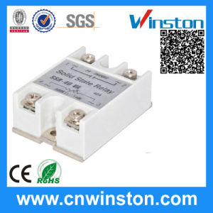 Single Phase Electrical Industrial Solid State Relay with CE pictures & photos