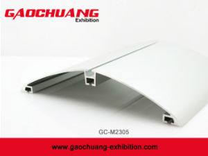 Oval Maxima Extrusion for Aluminum Exhibition Booth Display Stand pictures & photos