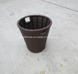 Rattan Wicker Towel Basket Hotel Supplies Storage Basket pictures & photos