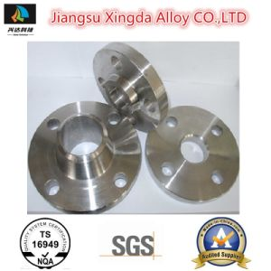 Monel 400 Forged/Forging Flanges (UNS N04400, 2.4360, Alloy 400) pictures & photos