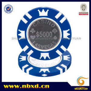 Metal Insert Poker Chip (SY-F04) pictures & photos