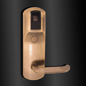 Stainless Steel Wireless Fingerprint Door Lock pictures & photos
