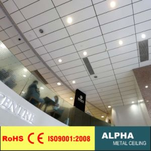 Aluminum Metal Indoor Outdoor Decorative Flase Suspended Ceiling pictures & photos