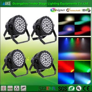 China Factory Direct Sale 36PCS 3W LED Zoom Waterproof PAR Light