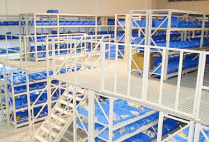 Customized High Quality Steel Structure Platform System (UN-PS1612) pictures & photos