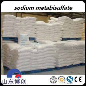 China Supply Food Grade Sodium Metabisulfite pictures & photos