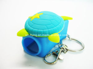 29 Ml 3D Animal Portable Antibacterial Silicone Hand Sanitizer Bottle Holder pictures & photos