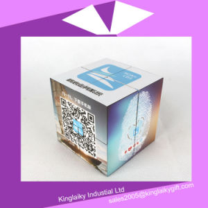 Magic Cube Toy with Qr Code for Promotional Gift Mc016-003 pictures & photos