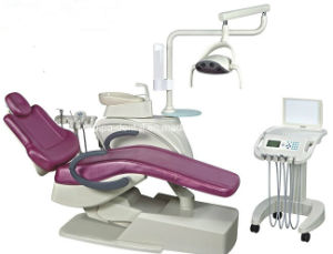 Medical Equipment Dental Supplies China Dental Chair Unit pictures & photos