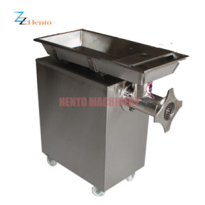 Automatic Stainless Steel Frozen Meat Mincer pictures & photos