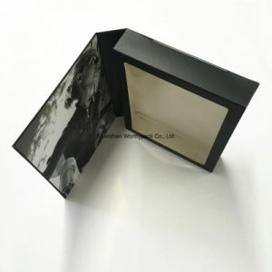 Cardboard Paper Earphone Folding Box pictures & photos