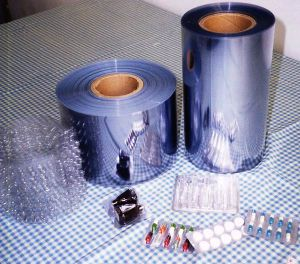 Transparent Pharmaceutical Packing PVC Film with High Quality pictures & photos