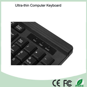 Rock Bottom Price Wired USB Waterproof Keyboard (KB-1805) pictures & photos