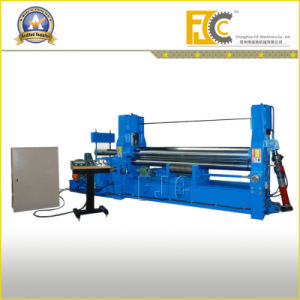 Steel Plate Three Rollers Hydraulic Bending Rolls Machine pictures & photos