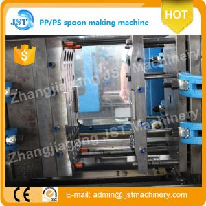 Injection Molding Machine for Making Fork and Spoon pictures & photos