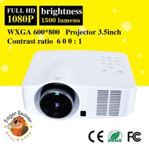 1500 Lumens AC100-240V/50/60Hz WiFi Projector