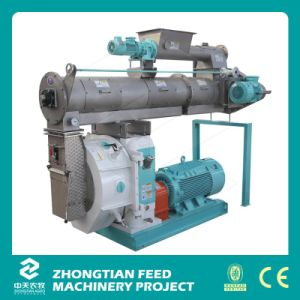 Reasonable Price High Efficient Fish Chicken Animal Feed Pellet Mill pictures & photos