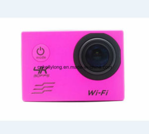 Cheap 2.0 LCD 170 Lens 4k Helmet Sport Action Camera Waterproof Camera pictures & photos