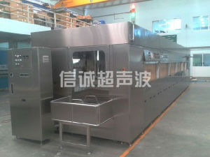 High Quality Professional Automatic Ultrasonic Cleaner for Automative Industry