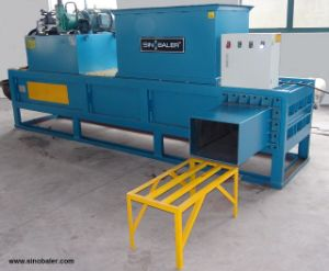 Cotton Seed Bagging Press