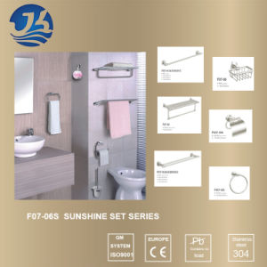 304 Stainless Steel Bathroom Hardware Accessories pictures & photos