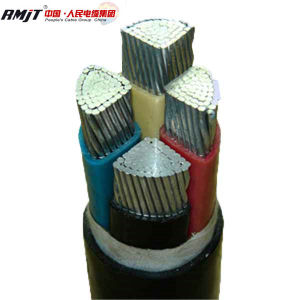 Aluminum Conductor XLPE Insulated Power Cable pictures & photos