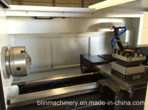 High Precision Large CNC Lathe for Machining Auto Parts (CK6150/CK6166) pictures & photos