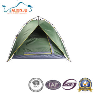 New-Style Heated Automatic Camping Tent pictures & photos