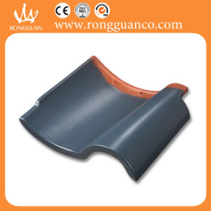 Matt Finished Roof Tile Glazed Roof Material (Y39-1) pictures & photos