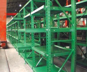 Warehouse Storage Slid Mould Racking pictures & photos