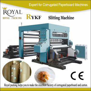 Rykf High Speed Slitting Machine pictures & photos