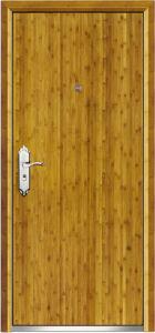 Wooden Interior Door (WX-SW-110) pictures & photos