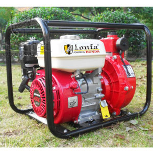 1.5inch/ 2inch 5.5HP Honda Engine High Pressure Gasoline Water Pump pictures & photos