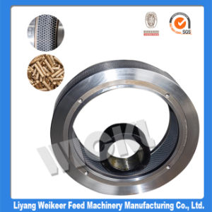 Spare Parts for Pellet Machine/Gear Wheel/Shaft/Roller Assembly/Bearing pictures & photos