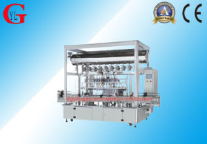 Automatic Gravity Liquid Filling Machinery (YLG-1000Y) pictures & photos