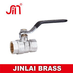 Brass Ball Valve-Pn16 Standard Bore (JL-192)