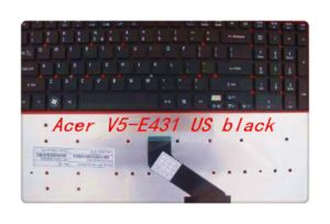 Flexible Keyboard for Acer V5-E431 Version pictures & photos
