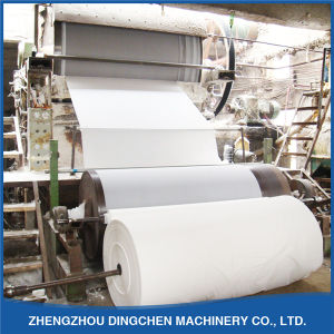 Dingchen High Speed Machinery 2400mm Toilet Paper Making Machine pictures & photos