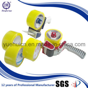 Hot Selling in Globel Gummed Yellowish OPP Packing Tape pictures & photos