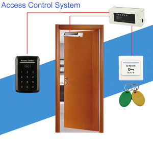 Access Control with Touching Password Keypad pictures & photos