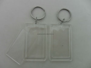 Hight Quality Cheap Promotional Gift Souvenier Acrylic Key Chains (GBBS146) pictures & photos