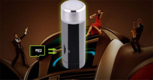 Handsfree Bluetooth Car Audio MP3 Player FM Transmitter pictures & photos